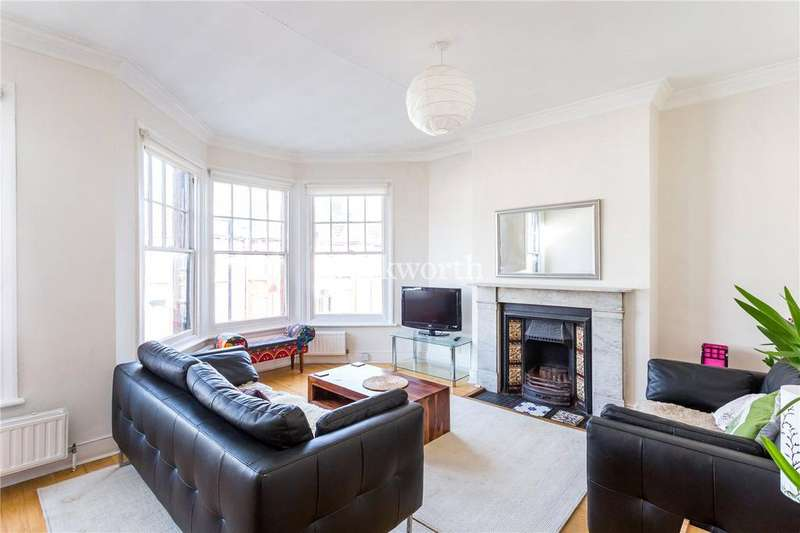 2 Bedrooms Flat for sale in Carlingford Road, London, N15