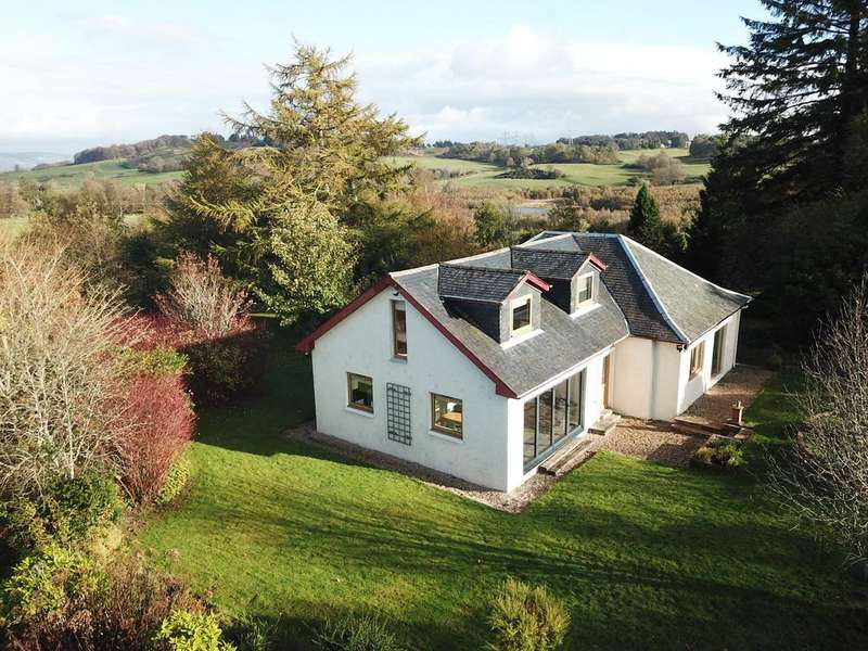 4 Bedrooms Cottage House for sale in Port Glasgow Road, Kilmacolm