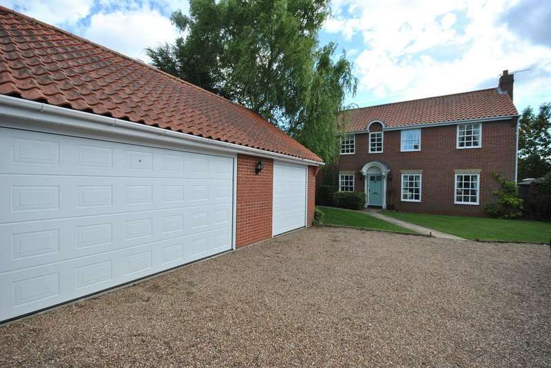 5 Bedrooms Detached House for sale in Thorpe Lane, Thorpe In Balne, Doncaster