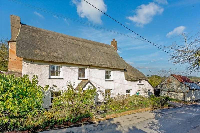 5 Bedrooms House for sale in Tedburn St. Mary, Exeter, Devon, EX6
