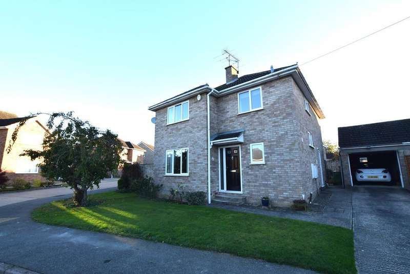 3 Bedrooms Detached House for sale in Philips Road, Rayne
