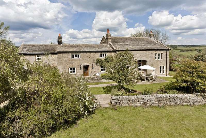 6 Bedrooms Detached House for sale in High Bents Cottage, Fewston, Near Harrogate, North Yorkshire, HG3