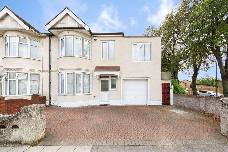 4 Bedrooms End Of Terrace House for sale in Loxford Lane, Ilford, IG1