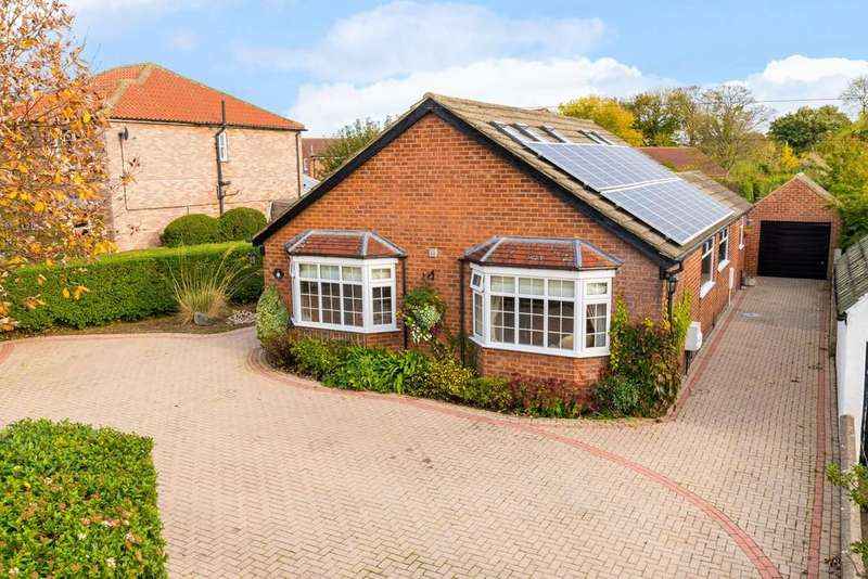 4 Bedrooms Detached Bungalow for sale in Masham Road, Bedale