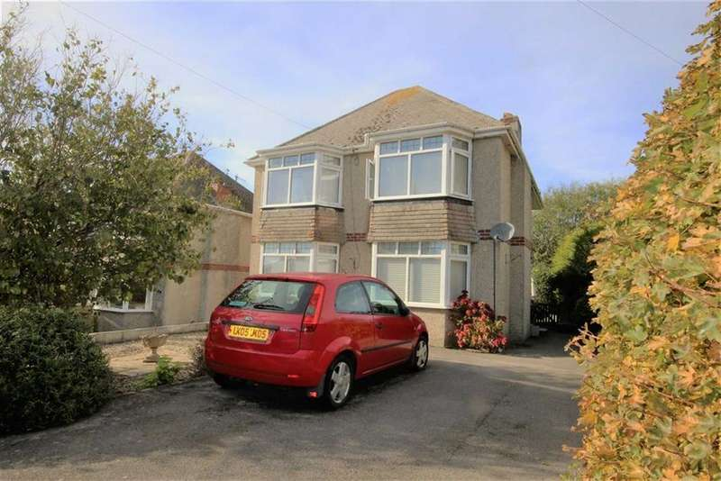 4 Bedrooms Detached House for sale in St. Davids Road, Weymouth, Dorset