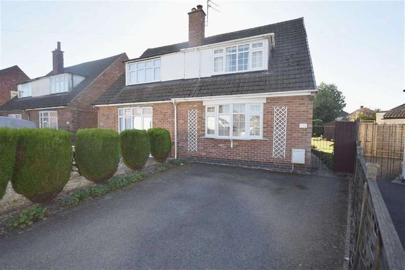 3 Bedrooms Semi Detached House for sale in Mayfield Way, Barwell, Leicestershire