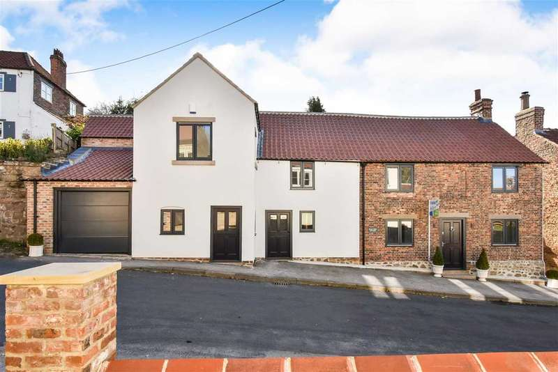 5 Bedrooms Detached House for sale in Pear Tree Cottage, Grafton