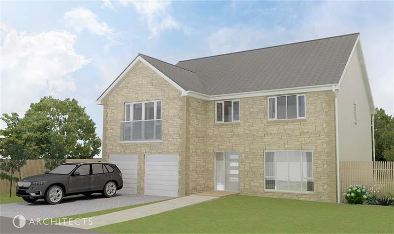 5 Bedrooms Detached House for sale in Moffat Manor, Plot 14 - The Monaco, Airdrie