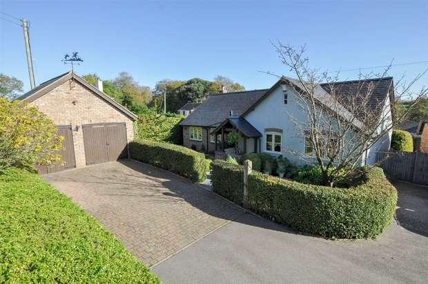 3 Bedrooms Detached Bungalow for sale in Tarrant Keyneston, BLANDFORD FORUM, Dorset