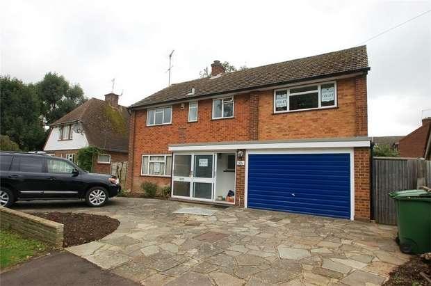 5 Bedrooms Detached House for rent in Grove Road, Harpenden, Hertfordshire