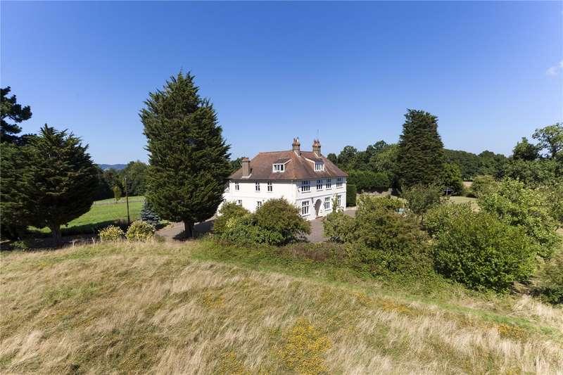 7 Bedrooms Detached House for sale in Mayes Lane, Warnham, Horsham, West Sussex, RH12