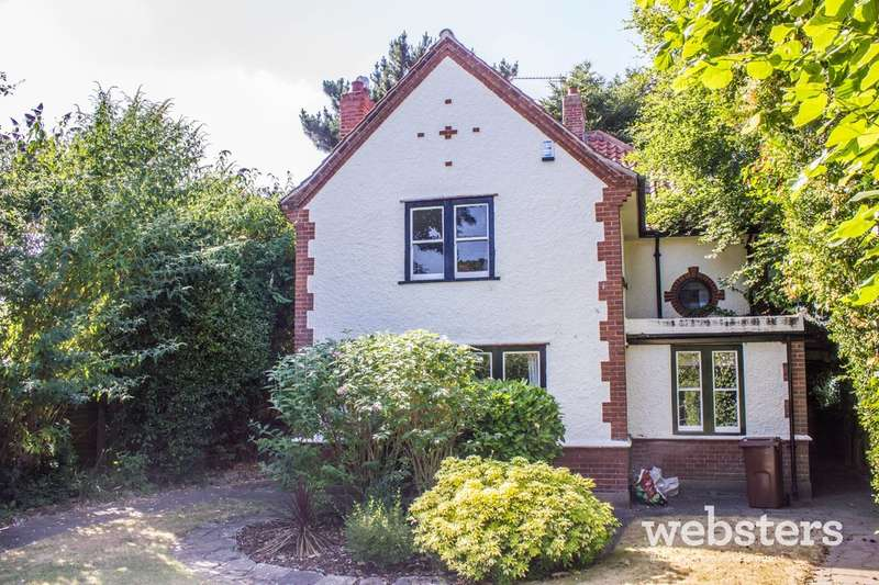 4 Bedrooms Detached House for sale in Mile End Close, Norwich NR4
