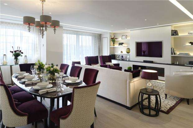 3 Bedrooms Flat for sale in Butlers Wharf Building, 36 Shad Thames, London