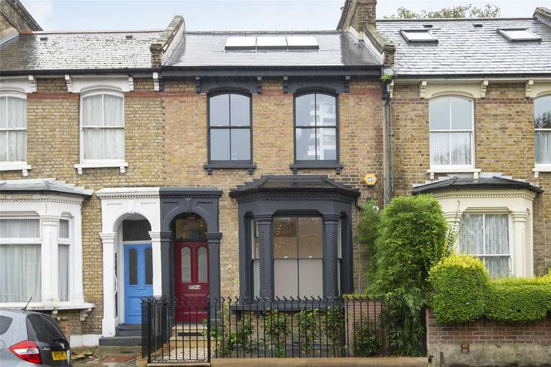 5 Bedrooms Terraced House for sale in Charnock Road, Clapton, London, E5