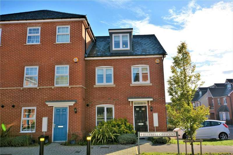 3 Bedrooms House for sale in Clover Rise, Woodley, Reading, Berkshire, RG5