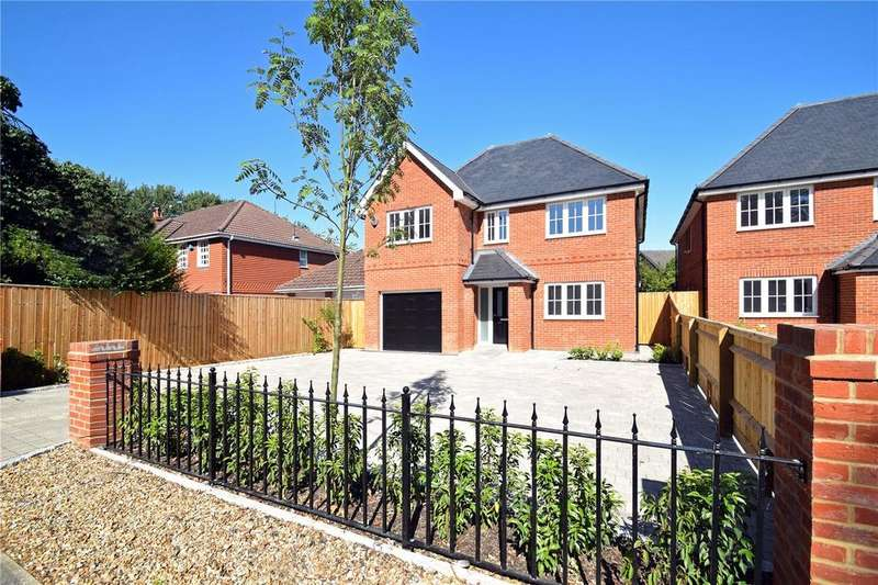 5 Bedrooms Detached House for sale in St. Marks Road, Binfield, Berkshire, RG42