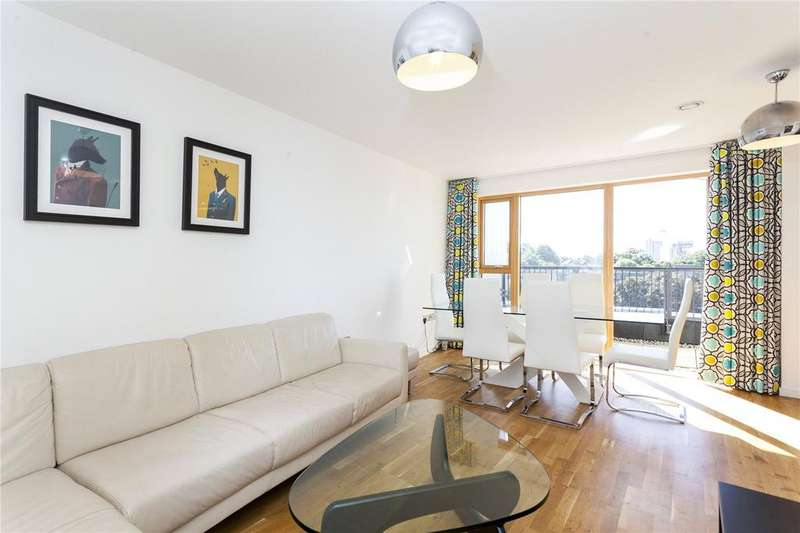 3 Bedrooms Flat for sale in Blackheath Hill, London