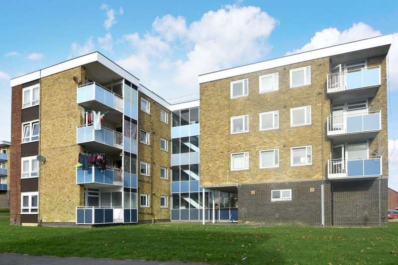 2 Bedrooms Ground Flat for sale in Gerard Crescent, Thornhill