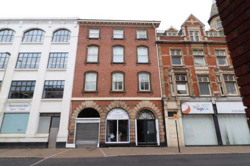 10 Bedrooms Block Of Apartments Flat for sale in Welford Place, Leicester