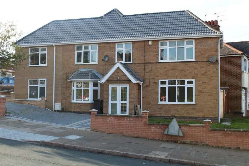 4 Bedrooms Detached House for sale in Highway Road, Evington, Leicester