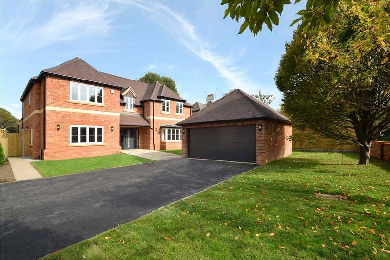 5 Bedrooms Detached House for sale in Maidens Green, Winkfield, Berkshire, SL4