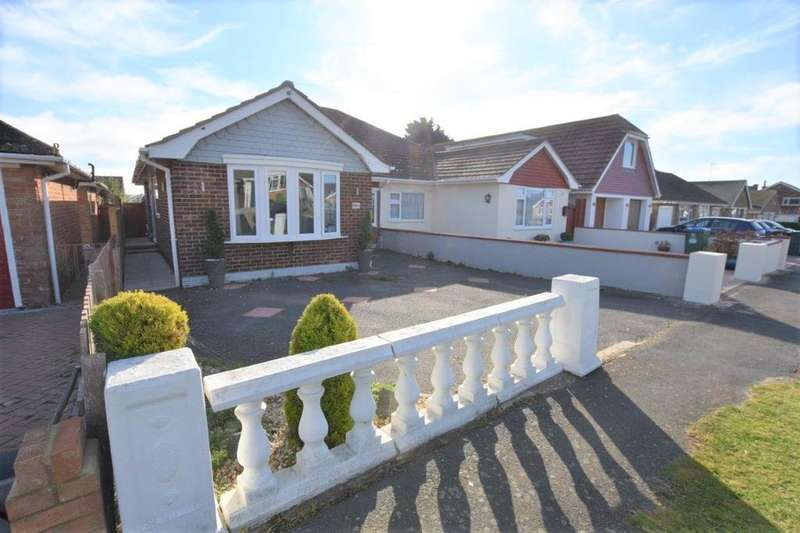 3 Bedrooms Semi Detached Bungalow for sale in Cavell Avenue North, Peacehaven, East Sussex