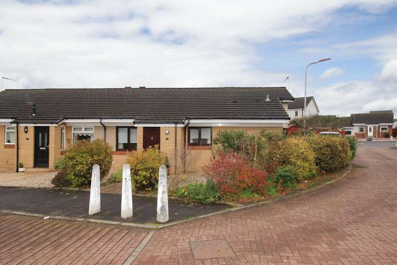3 Bedrooms Bungalow for sale in 10 Harris Crescent, Old Kilpatrick, G60 5LH
