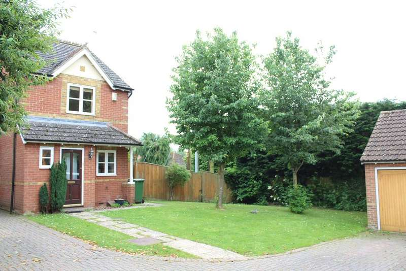 3 Bedrooms Link Detached House for sale in Hamblin Meadow, Eddington, Hungerford RG17