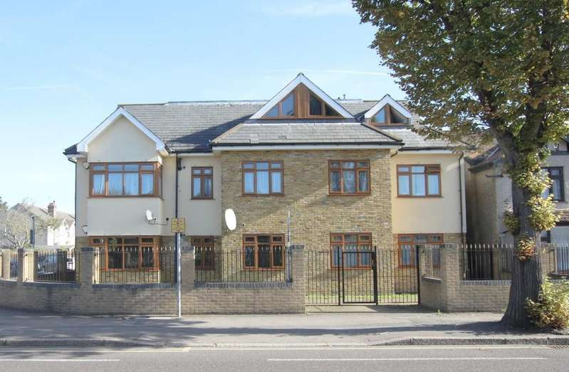2 Bedrooms Ground Flat for sale in Mawney Road, Romford