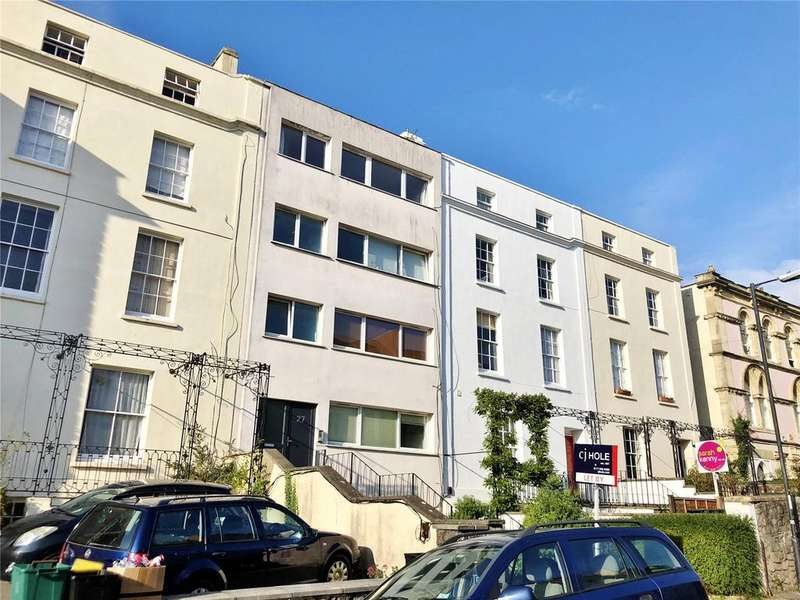 2 Bedrooms Apartment Flat for sale in West Park, Clifton, Bristol, BS8