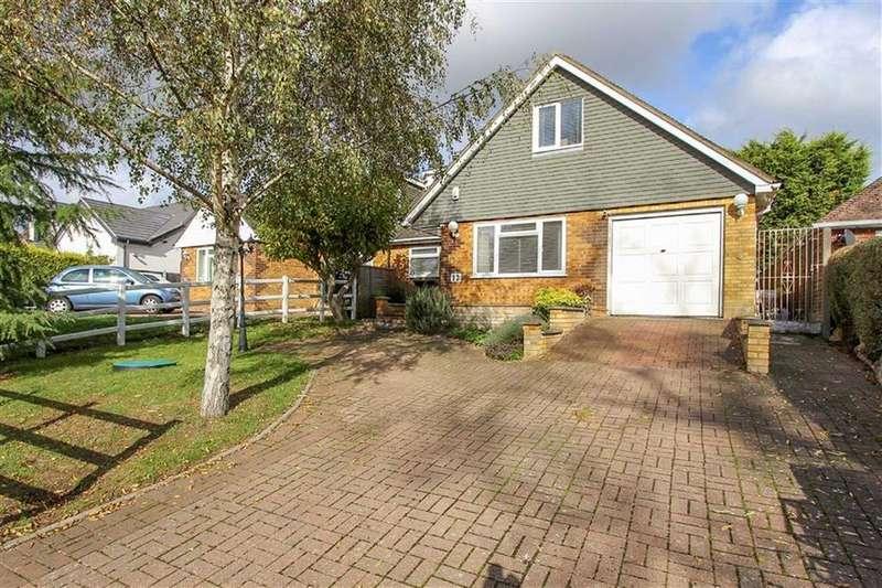4 Bedrooms Semi Detached Bungalow for sale in Orchard Estate, Eggington, Leighton Buzzard
