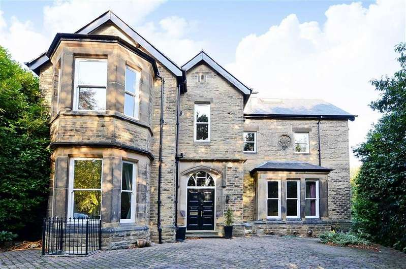 3 Bedrooms Apartment Flat for sale in 222 Graham Road, Sheffield, Yorkshire