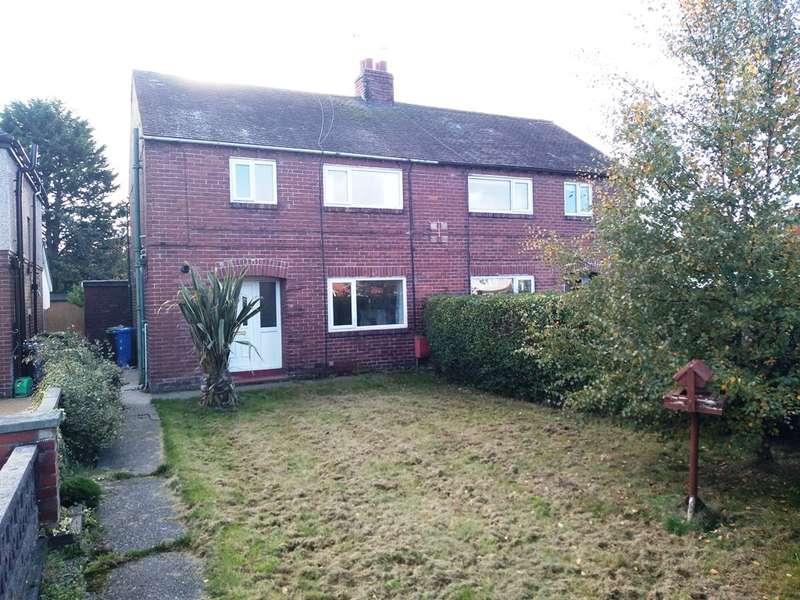 3 Bedrooms Semi Detached House for sale in Sandy Lane, Poulton Le Fylde, FY6 0EH