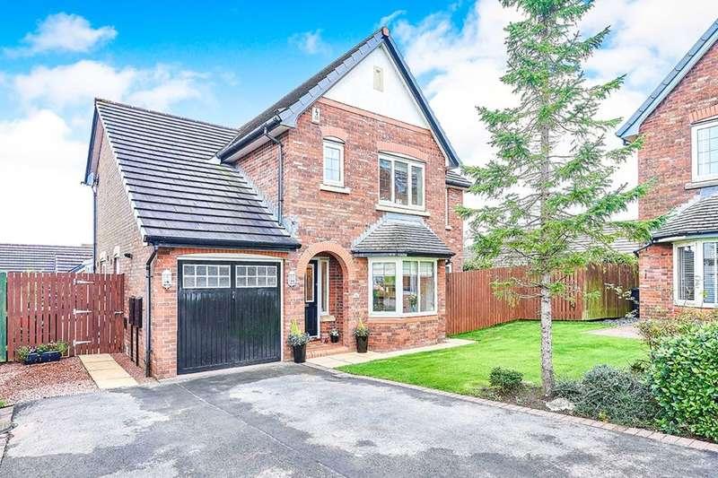 3 Bedrooms Detached House for sale in Threaplands, Cleator Moor, CA25