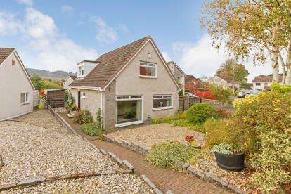 3 Bedrooms Detached House for sale in Acacia Drive, Paisley