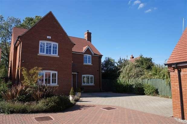 4 Bedrooms Detached House for sale in Arundel Gardens, Bromham