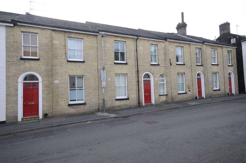 4 Bedrooms Terraced House for sale in Cathedral Street, Norwich, Norfolk, NR1