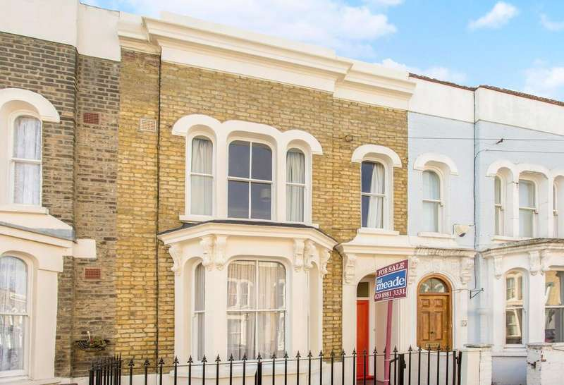 3 Bedrooms Terraced House for sale in Lyal Road, E3