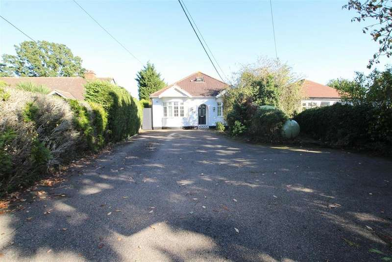 4 Bedrooms Detached House for sale in Little Warley Hall Lane, Little Warley, Brentwood
