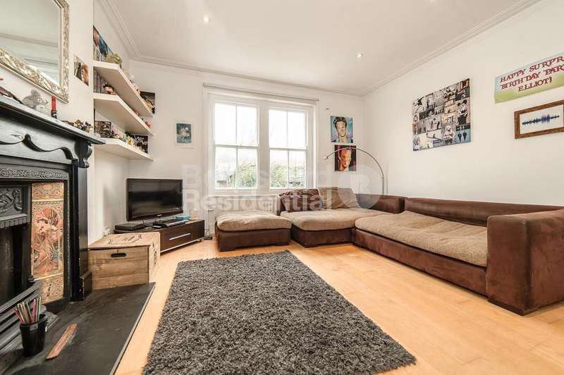 2 Bedrooms Flat for sale in Fernwood Avenue, Streatham, SW16