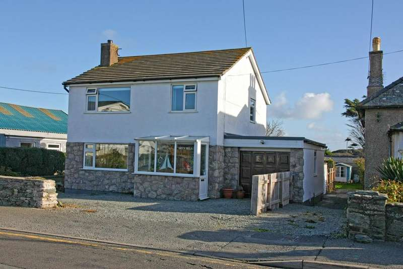 3 Bedrooms Detached House for sale in Lon St Ffraid, Trearddur Bay, North Wales