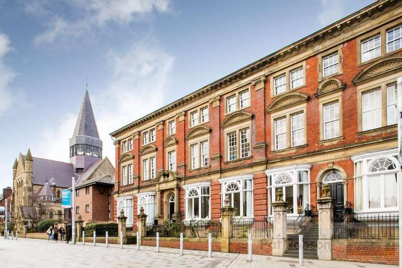 3 Bedrooms Duplex Flat for sale in Northumberland Road, City Centre