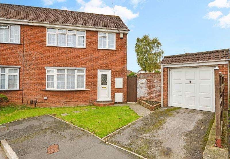 3 Bedrooms Semi Detached House for sale in Gullons Close, Bristol