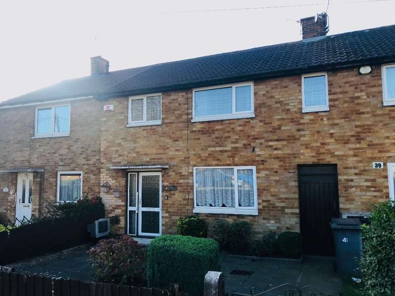 3 Bedrooms Town House for sale in Keyham Lane West, Leicester, Leicestershire, LE5 1RS