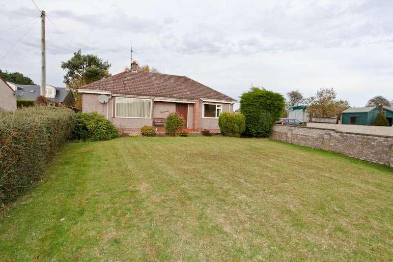3 Bedrooms Detached Bungalow for sale in Monkstown, Ladybank, Cupar