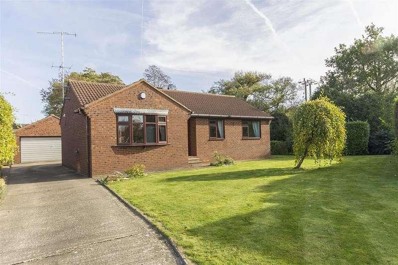 3 Bedrooms Detached Bungalow for sale in Thornbridge Crescent, Chesterfield