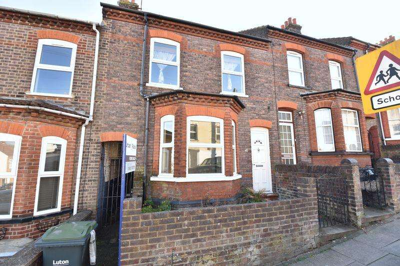 3 Bedrooms Terraced House for sale in Tennyson Road, Luton