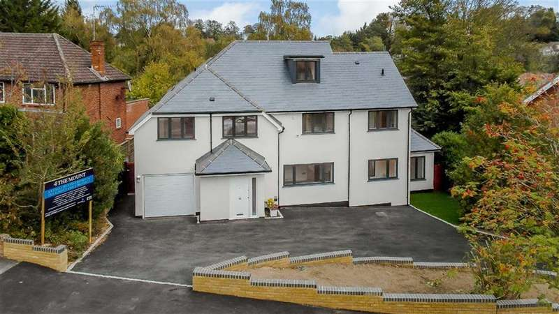 5 Bedrooms Detached House for sale in The Mount, Rickmansworth