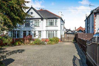 4 Bedrooms Semi Detached House for sale in The Crescent, Waterloo, Liverpool, Merseyside, L22