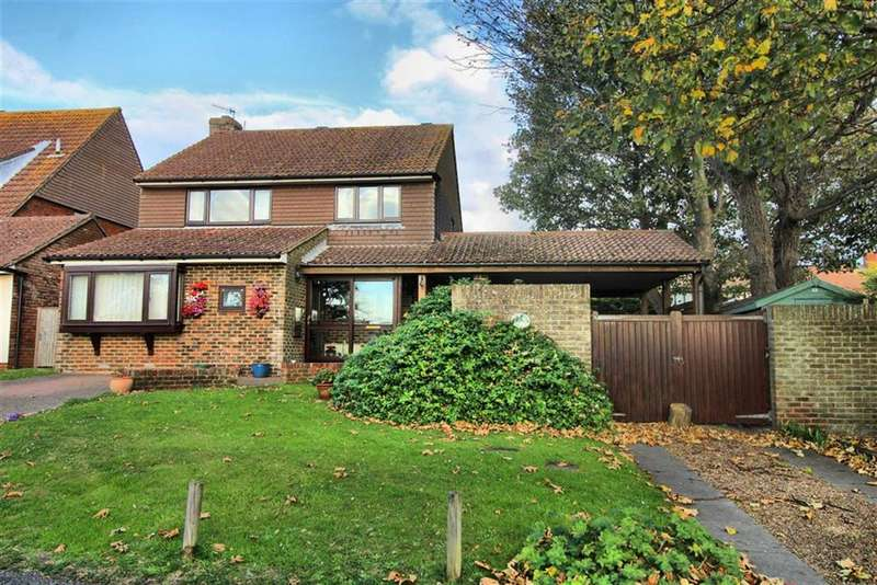 4 Bedrooms Detached House for sale in Willow Drive, Seaford, East Sussex